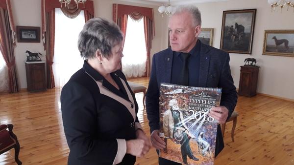 Александр Ермаков отметил важность сохранения тургеневского наследия